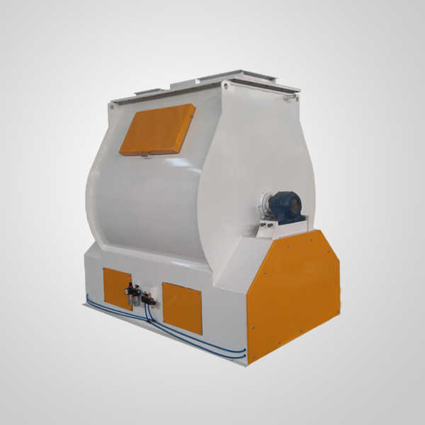 SLHSJ Single-shaft Paddle Mixer