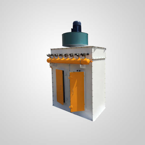 Pulse dust collector / bag filter